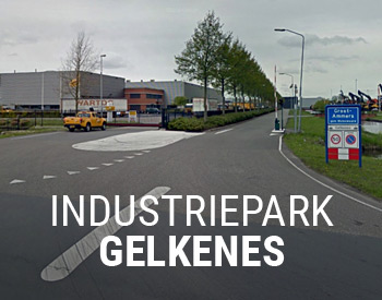 One-pager website industriepark