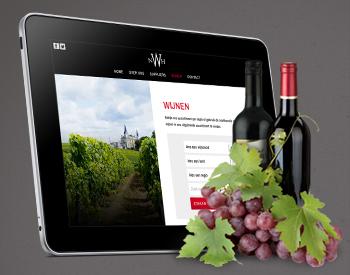 Online wijncatalogus Neerlands Wijnhuis