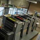Stap 5: naar de drukkerij